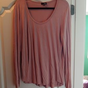Airy long sleeve Wilfred Free top